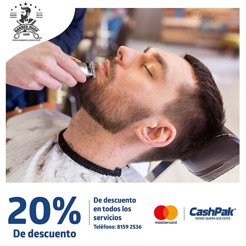 Barber Shop & Spa