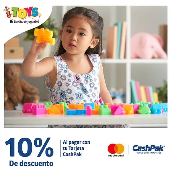 Alianza Toys CashPak