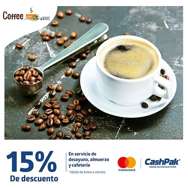 Coffe & More, Managua